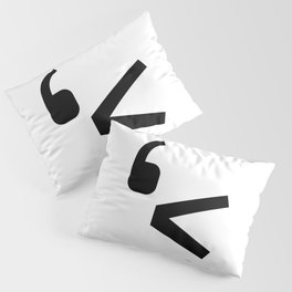 emotikwack Pillow Sham