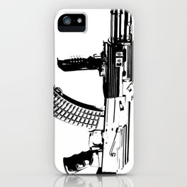 AK-47 iPhone Case