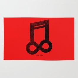 Music Forever Rug