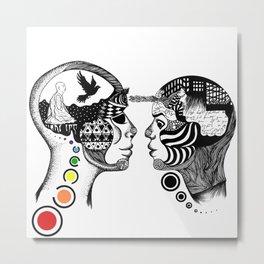 [lux aeterna] Metal Print