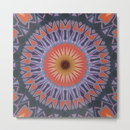 Geometry #1 Metal Print