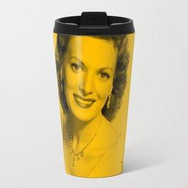 Maureen O' hara Travel Mug