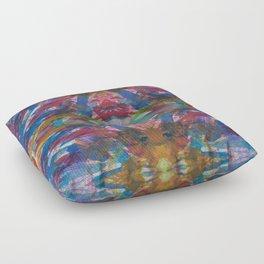 Rooftop Floor Pillow