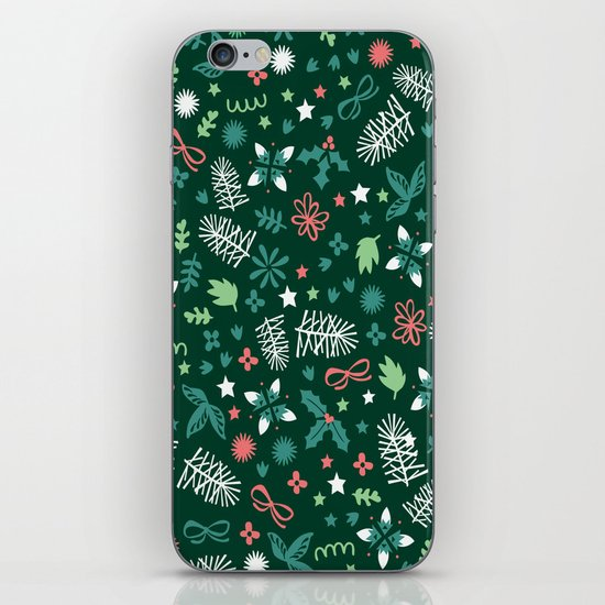 Have a Holly Jolly Christmas  iPhone & iPod Skin