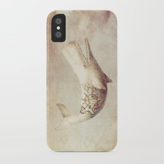 Far and Wide (sepia option) iPhone Case