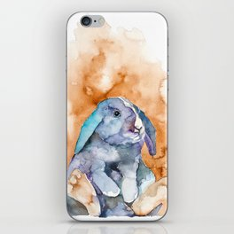 BUNNY#9 iPhone Skin