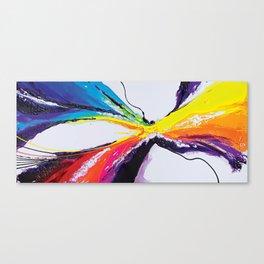 Abstract Art Britto - QB295 Canvas Print