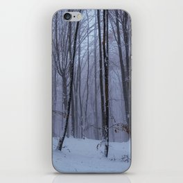 The perfect forest iPhone Skin