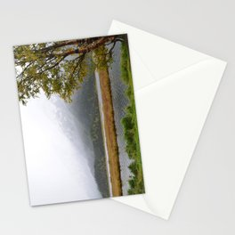 Season's First Snow II Stationery Cards