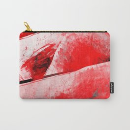 Bloody Mary - Abstract Digital Art Carry-All Pouch