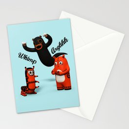 Sniff and Boo Stationery Cards