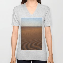 The Tide is Out Unisex V-Neck