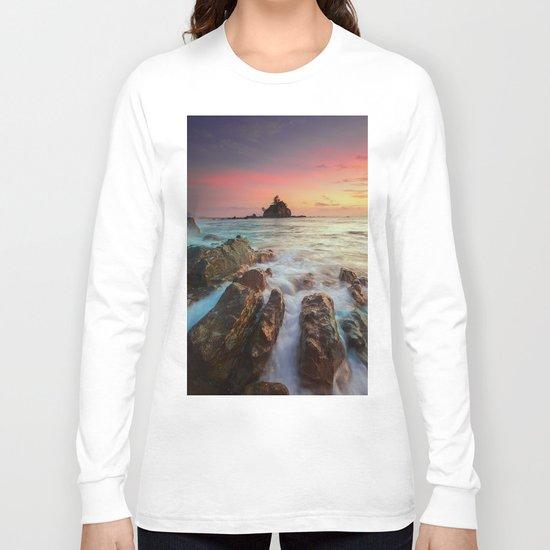 Sea Rock Long Sleeve T-shirt