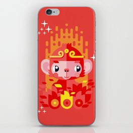Fire Monkey Year iPhone Skin