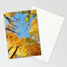 Fall Skies Stationery Cards