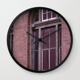 Window Arch in the Marigny Wall Clock