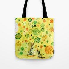 Vitamins Tote Bag