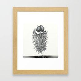 Ester the Owl Framed Art Print