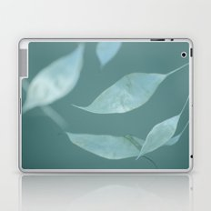 Mint Underwater Leafs Laptop & iPad Skin