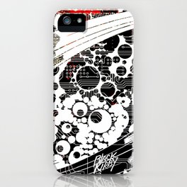 BK abstrakt 1 iPhone Case