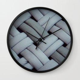 Oh, braid! Wall Clock