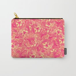 Bloomed Carry-All Pouch