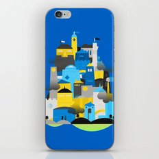Magic Town iPhone & iPod Skin