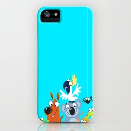Meet the Natives. iPhone Case