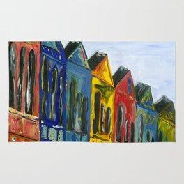 Rainbow Row Rug