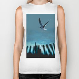 Take Flight Biker Tank