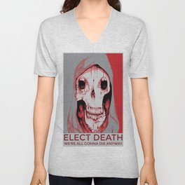 Third Party Candidate Unisex V-Neck