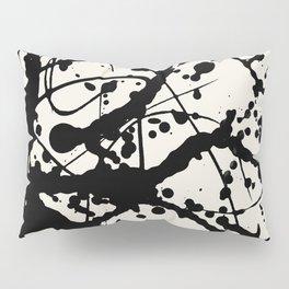Cheers to Pollock Pillow Sham