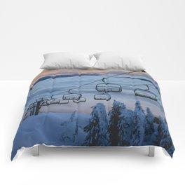 LAST CHAIR Comforters