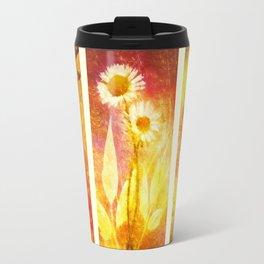 Flower Love Travel Mug