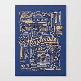 Make Handmade Canvas Print