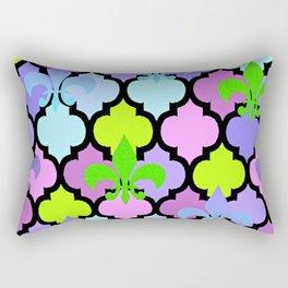 Moroccan and FDL Rectangular Pillow