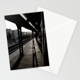 Twilight on the Tracks Stationery Cards