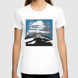 Lenticular Clouds. T-shirt