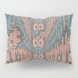 Pallid Minty Dimensions 10 Pillow Sham