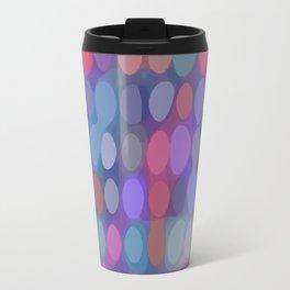 Confetti Metal Travel Mug
