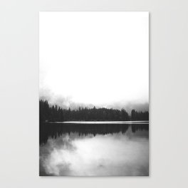 Lake Forest Canvas Print