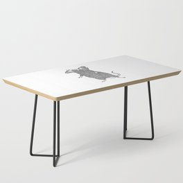 Two Headed Rat, I Love You Coffee Table