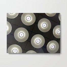Barajas' Lights Metal Print