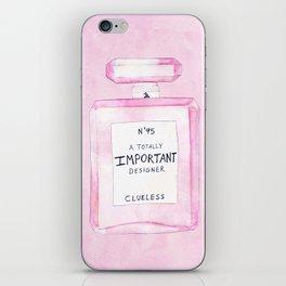 Clueless Design Co. iPhone Skin
