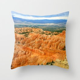 Bryce Canyon LH Throw Pillow