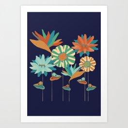 Garden III Art Print
