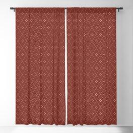 Mae Pattern IX Blackout Curtain