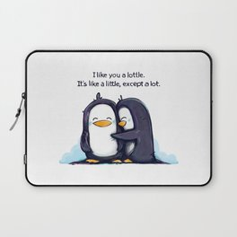 Lottle Penguins Laptop Sleeve