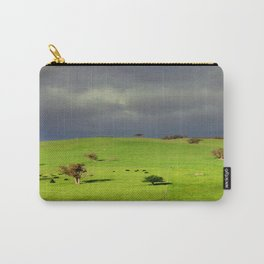 Following the fence Line! Carry-All Pouch