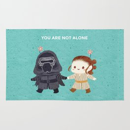 Reylo - Just the two of us Rug